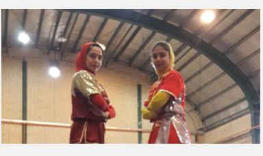 Students of Ferdowsi University of Mashhad Won Two Medals in Virtual Wushu Competitions