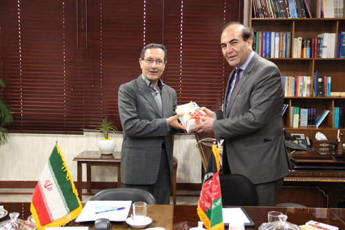 Expansion of collaborations between Ferdowsi University of Mashhad and Kabul University ...