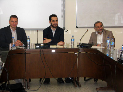 Ferdowsi University of Mashhad Hosts an Academic Lecture by Faculty Members from Scotland's Sterling University and Masaryk University, Czech Republic