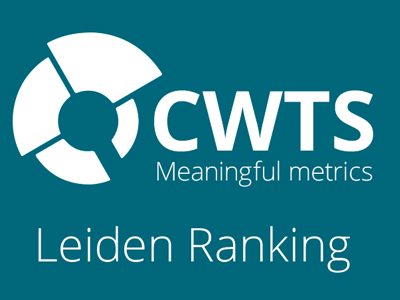 For the first time, FUM was placed on the list of top 500 universities of the world in Leiden Ranking System
