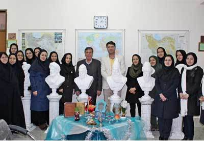 Nowruz Celebration and Unveiling the Busts for FUM Notable Figures
