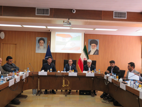 Meeting on Cooperation Capacity between Iranian and Indian Universities at FUM
