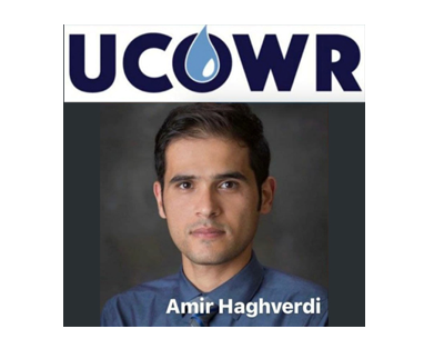 A Ph.D. Graduate of Ferdowsi University of Mashhad Receives an Award of the Universities Council on Water Resources (UCOWR)